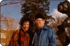 Patricia Goedicke and Leonard Wallace Robinson Papers