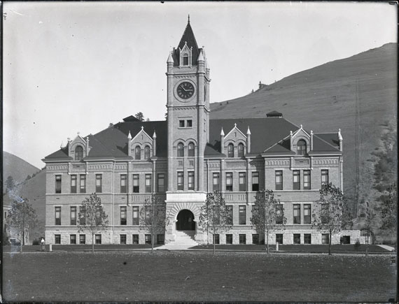 The University of Montana: Institutional Mythology and Historical Reality