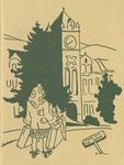 Associated Women Students Handbook, 1945-1946