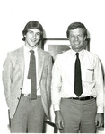 Max Baucus and Steve Bullock by Creator unknown