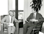 Max Baucus and Chinese Ambassador Han Xu by Creator unknown