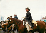Max Baucus at Montana Centennial Cattle Drive by Creator unknown