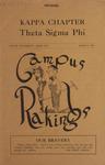 Campus Rakings, 1921