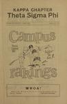 Campus Rakings, 1926 by Theta Sigma Phi. Kappa chapter (University of Montana)
