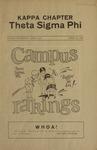 Campus Rakings, 1927