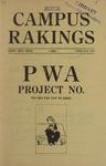 Campus Rakings, 1938 by Theta Sigma Phi. Kappa chapter (University of Montana)