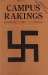 Campus Rakings, 1939 by Theta Sigma Phi. Kappa chapter (University of Montana)