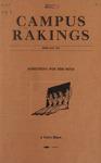Campus Rakings, 1944 by Theta Sigma Phi. Kappa chapter (University of Montana)