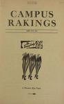 Campus Rakings, 1945 by Theta Sigma Phi. Kappa chapter (University of Montana)