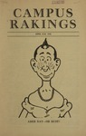 Campus Rakings, 1946 by Theta Sigma Phi. Kappa chapter (University of Montana)