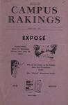 Campus Rakings, 1947 by Theta Sigma Phi. Kappa chapter (University of Montana)