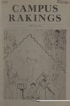 Campus Rakings, 1948 by Theta Sigma Phi. Kappa chapter (University of Montana)