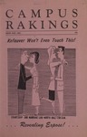 Campus Rakings, 1951 by Theta Sigma Phi. Kappa chapter (University of Montana)