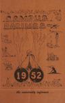 Campus Rakings, 1952 by Theta Sigma Phi. Kappa chapter (University of Montana)