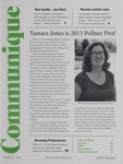 Communique, 2013 by University of Montana--Missoula. School of Journalism