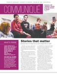 Communique, 2016 by University of Montana--Missoula. School of Journalism