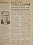 Communique, Fall 1958