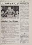 Communique, Fall 1961