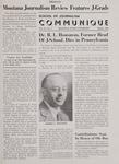 Communique, Spring 1962
