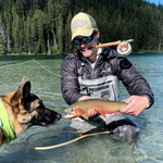 Colter Feuerstein on Westslope Cutthroat Trout, Fin Clips, and Fisheries Management by University of Montana--Missoula. Graduate School