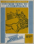 Contributions to Anthropology, Number 4: Collected Papers in Salvage Anthropology, 1971-72
