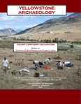 Contributions to Anthropology, Number 13, Volume 1: Yellowstone Archaeology: Northern Yellowstone