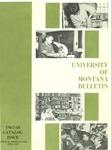 1967-1968 Course Catalog