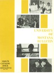 1969-1970 Course Catalog