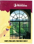 1996-1997 Course Catalog by University of Montana--Missoula. Office of the Registrar