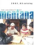 2002-2003 Course Catalog