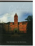 2007-2008 Course Catalog by University of Montana--Missoula. Office of the Registrar