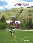 2013-2014 Course Catalog by University of Montana--Missoula. Office of the Registrar