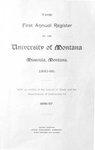 1895-1896 Course Catalog