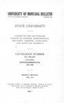 1930-1931 Course Catalog