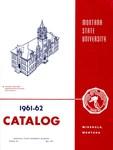1961-1962 Course Catalog