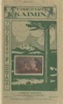 Forestry Kaimin, 1916