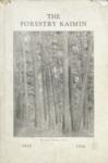 Forestry Kaimin, 1926