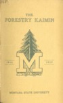 Forestry Kaimin, 1928