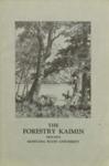 Forestry Kaimin, 1932