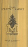 Forestry Kaimin, 1934 by Forestry Student Association