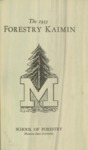 Forestry Kaimin, 1935 by Forestry Student Association