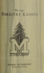 Forestry Kaimin, 1937 by Forestry Student Association