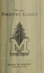 Forestry Kaimin, 1937