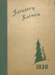 Forestry Kaimin, 1938 by Forestry Student Association