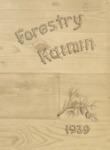Forestry Kaimin, 1939