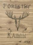 Forestry Kaimin, 1940