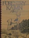 Forestry Kaimin, 1942