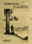 Forestry Kaimin, 1947 by Forestry Student Association