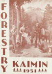 Forestry Kaimin, 1951 by Forestry Student Association