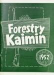 Forestry Kaimin, 1952
